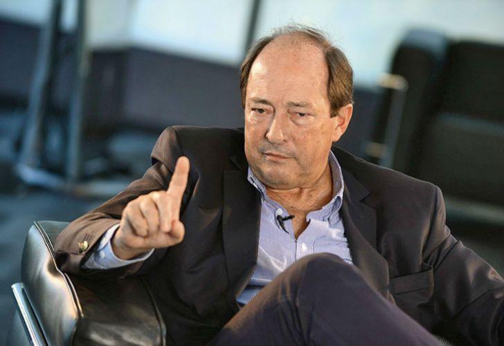 Ernesto Snaz. El exsenador y armador de Cambiemos fue entrevistado por Jorge Fontevecchia.