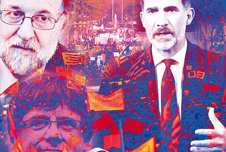 Mucho ha tardado España en descubrir que el nacionalismo catalán es insaciable. Ahora lo sabemos.