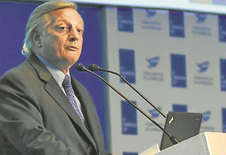 El ministro de Energía, Juan José Aranguren.