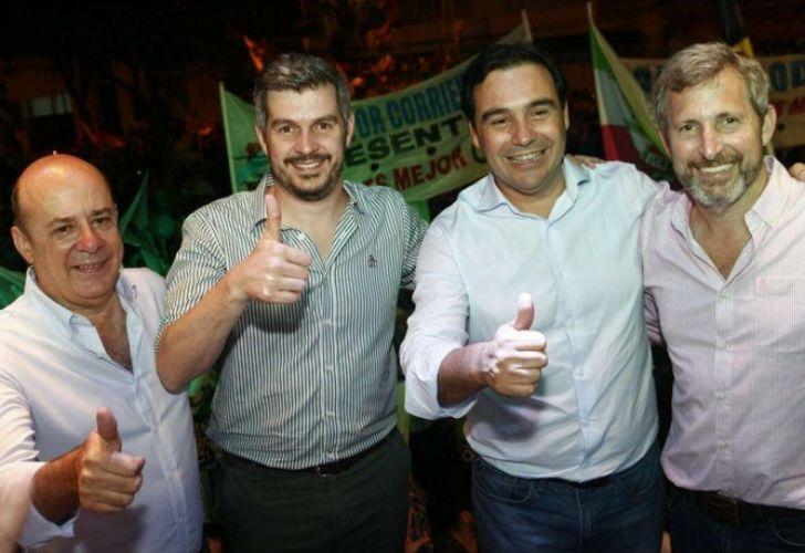 Gustavo Valdés, el candidato de Cambiemos, ganó en Corrientes y es el nuevo gobernador.