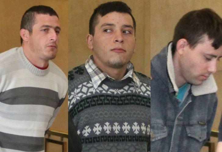 Los hermanos Jesús, Diego y Matías Concha, quienes tienen 25, 22, y 19 años, respectivamente, están acusados de violar y asesinar a una nena de 8 años.