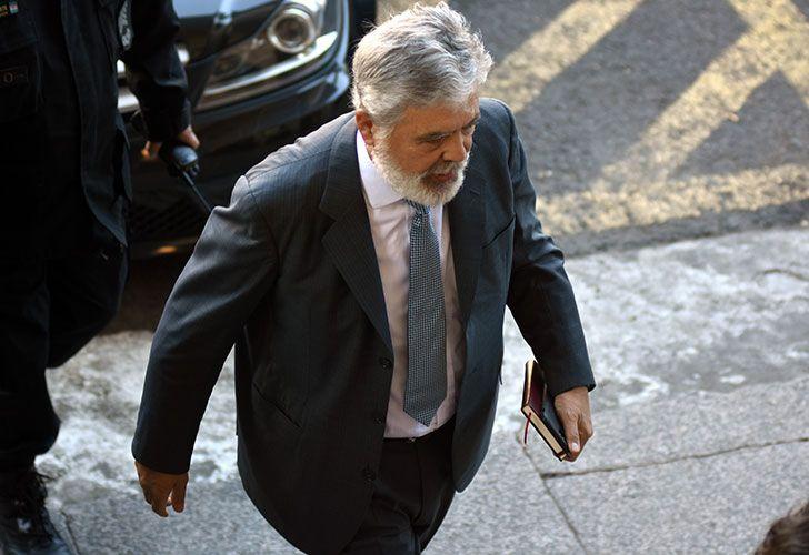 Julio De Vido en Comodoro Py