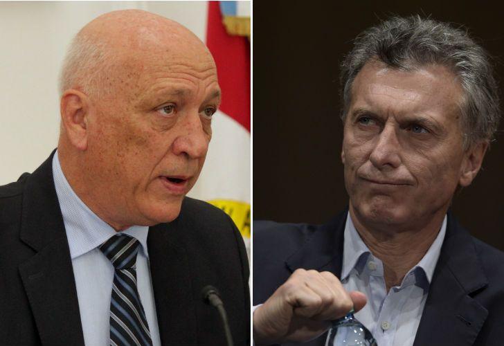 Antonio Bonfatti cuestionó a Mauricio Macri.