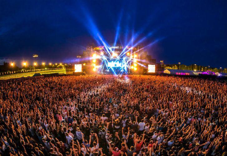 Lollapalooza: 16, 17 y 18 de marzo de 2018 en el Hipódromo de San Isidro.