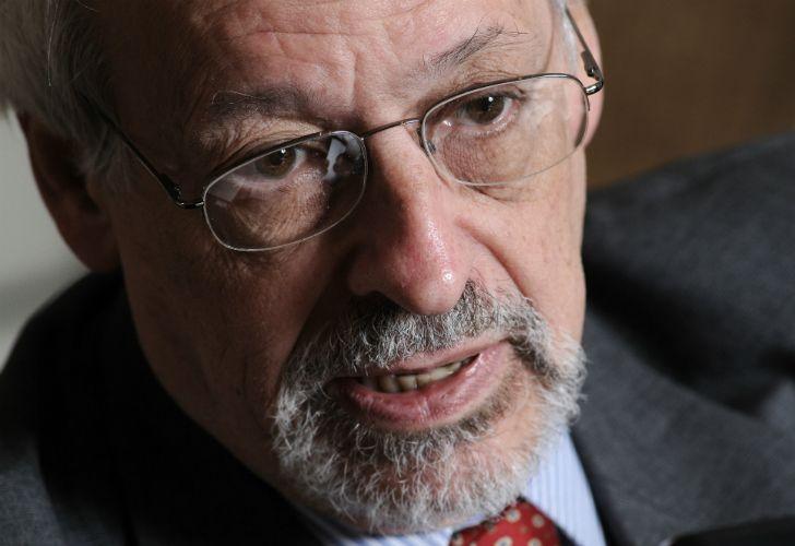 El periodista Horacio Verbitsky.