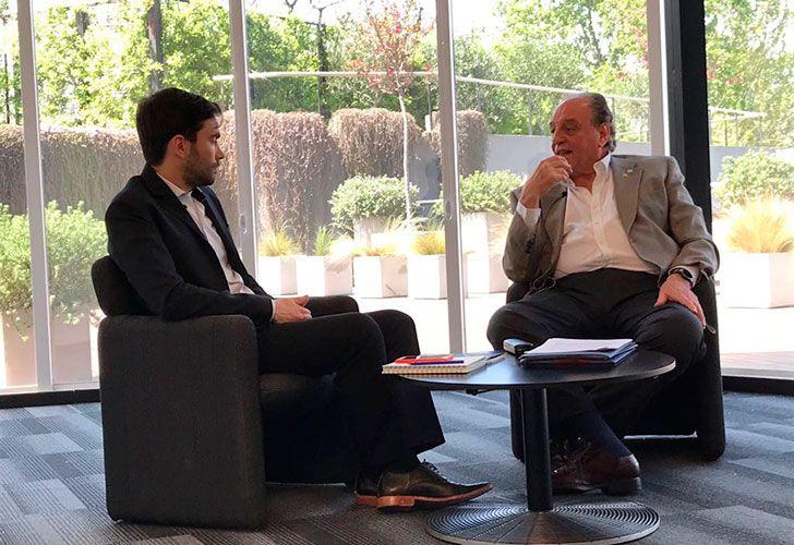 Entrevista a Carlos Heller