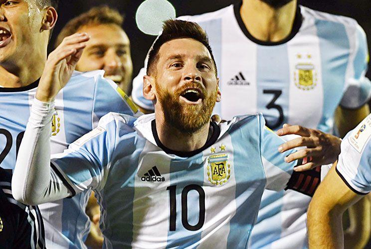 Show. Messi fue Messi, pero el fútbol es más de lo mismo.