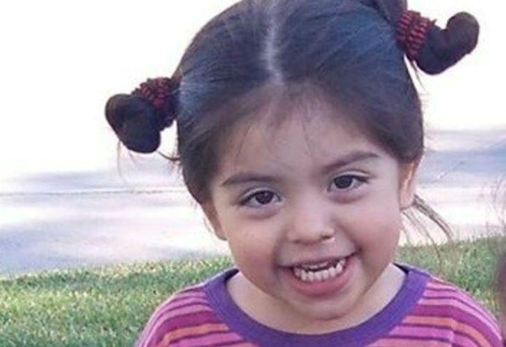 Delfina tenía 2 años y fue vista por última vez cuando festejaban un cumpleaños familiar, en General Roca, Río Negro.