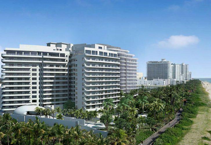 Hotel Faena Miami Beach.