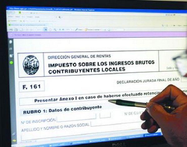EXCESIVO. En 10 años, Ingresos Brutos sumó a la presión fiscal total del país más de un 2% del PBI anual.