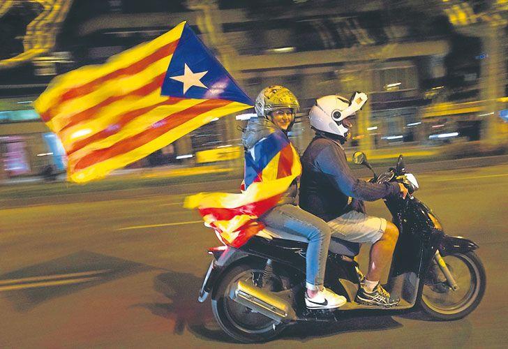 Ilusion. El independentismo refleja una pulsión antiglobalización.