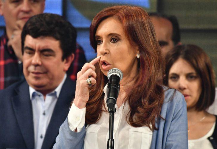 Cristina mató al peronismo