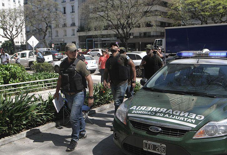 Gendarmería detiene a Julio De Vido
