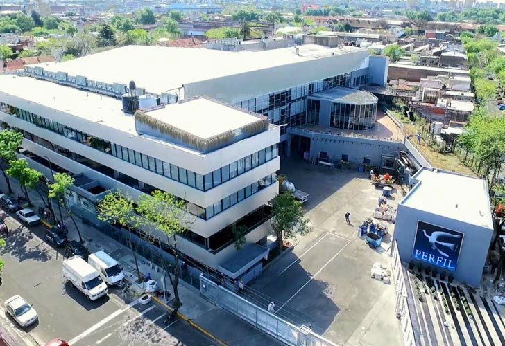 El edificio de la Editorial PERFIL formará parte de la quinta edición del Festival de Arquitectura, Open House.