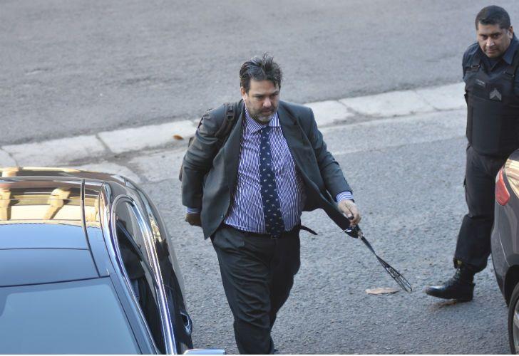 Maximiliano Rusconi, abogado de De Vido, descartó que el ex ministro kirchnerista involucre a otros ex funcionarios.