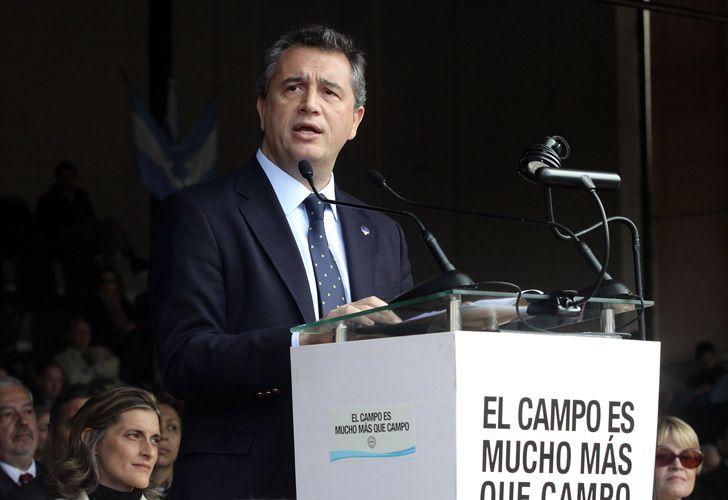 Luis Miguel Etchevehere, presidente de la Sociedad Rural Argentina, ocupará el cargo de ministro de Agroindustria.
