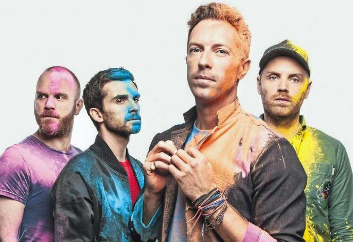 Coldplay, bases para obtener las entradas.