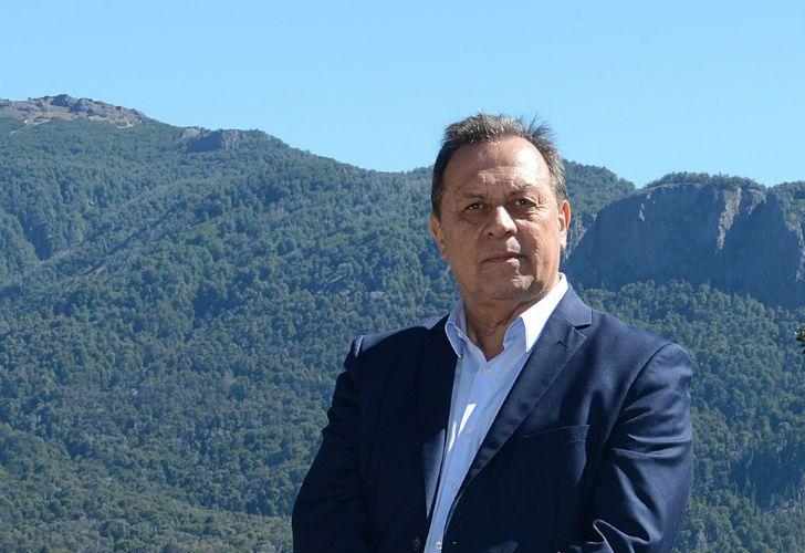 El ministro de Turismo, Gustavo Santos.