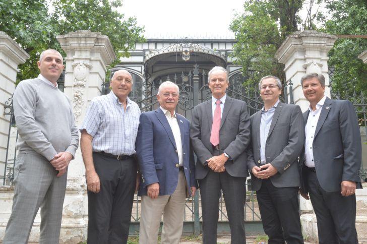 El G6 convocado por PERFIL CORDOBA: Darío Brasca, José Díaz, Norberto Delfino, Manuel Tagle, Marcos Barembaum y Marcelo Stehli.