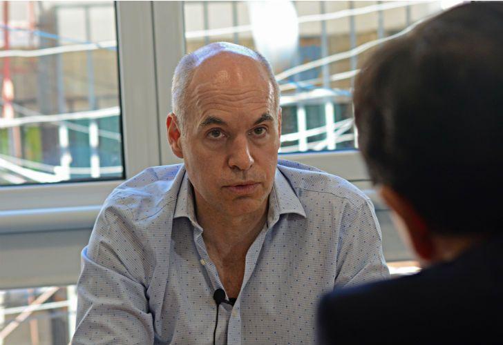 Horacio Rodríguez Larreta en Periodismo Puro.