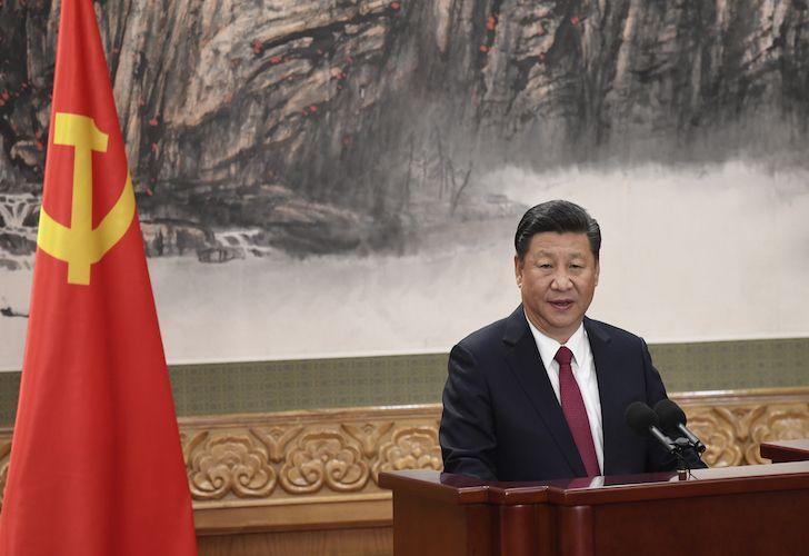 El presidente Xi es el líder chino más poderoso desde Mao.