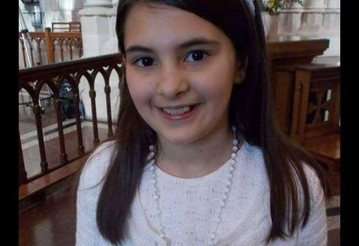La niña de 12 años fue asesinada en una entradera