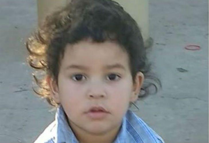 La imagen del menor fue difundida por el Consejo de los Derechos de Niñas, Niños y Adolescentes del Gobierno de la Ciudad de Buenos Aires.