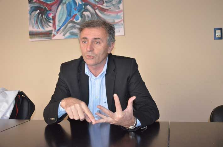 Polémica. Zazzetti, el hombre del PRO en el Pami cordobés.
