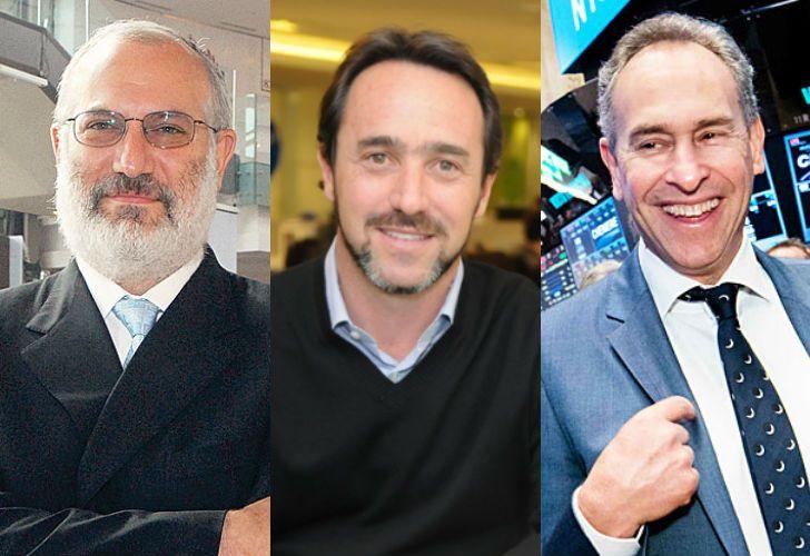 Elsztain, Galperin y Mindlin, tres de los empresarios argentinos en los Paradise Papers.