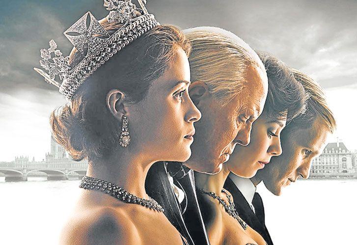 Real. The Crown, multinominada a los premios Emmy.
