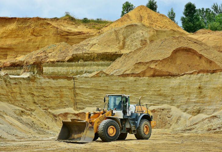 En Argentina existen reservas y recursos por 58 millones de toneladas de cobre fino.