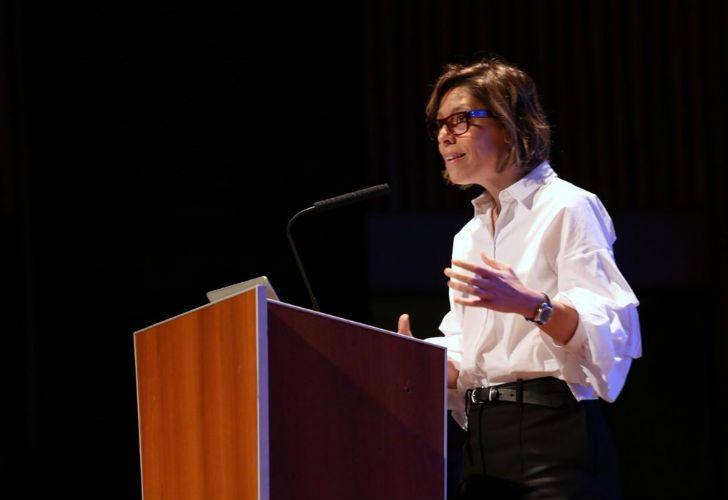 La titular de la Oficina Anticorrupción, Laura Alonso.