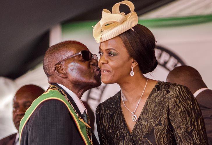 Grace Mugabe detonó una crisis de sucesión en Zimbabwe