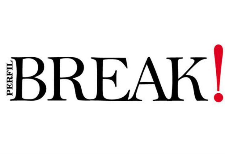 Editorial Perfil lanzó Break, una revista que acompañará al Diario PERFIL el tercer domingo de cada mes, a partir del 19 de noviembre.