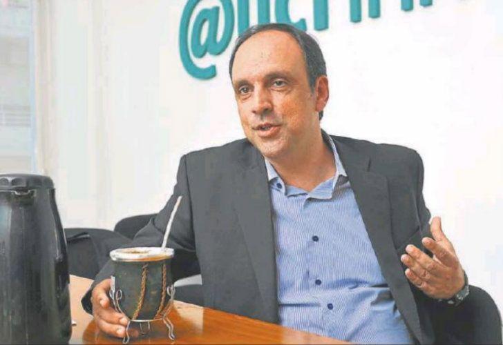 José Corral resaltó el aporte territorial que el radicalismo le da a la alianza gobernante.