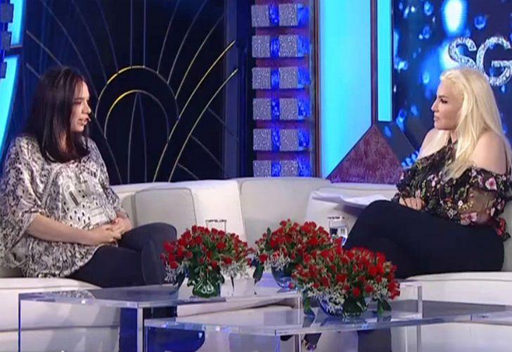 Susana Giménez entrevistó en su programa a Mónica García de la Fuente.