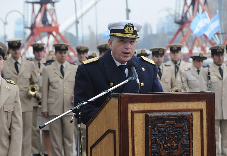 El vicepresidente de la Liga Naval Argentina Fernando Morales reveló el comunicado interno que despacharon a todos los miembros.