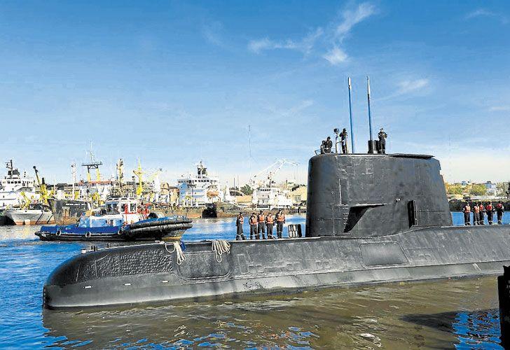 Ara San Juan. La Armada no lo confirmó, pero hay dudas sobre si llevaba armamento, causa de otros incidentes con submarinos.