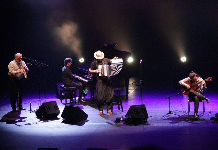 Festival Música de la Tierra 2. Renato Borghetti.