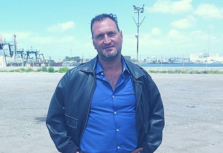 Luis Tagliapietra, padre del teniente de corbeta Alejandro Damián Tagliapietra