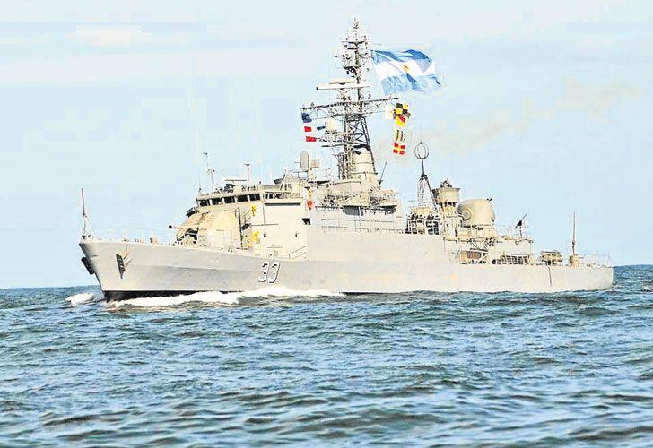 Los buques de la discordia. El contrato era por los planos y la licencia de construcción de Patrullas Oceánicas Multipropósito.