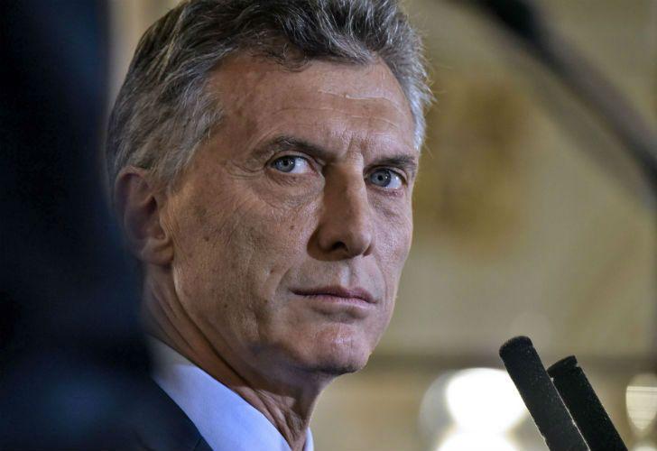 Macri preocupado ante la situación del submarino ARA San Juan.