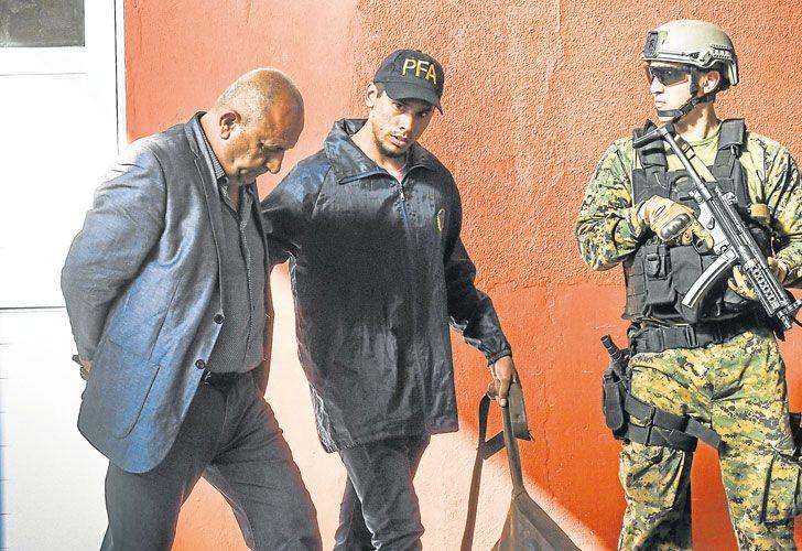 Noray. Al vice de Independiente lo acusan de hacer negocios con la barra.