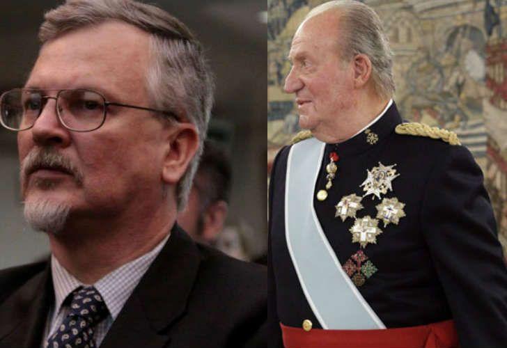 El Rey Juan Carlos intercedió por Ricardo Cavallo