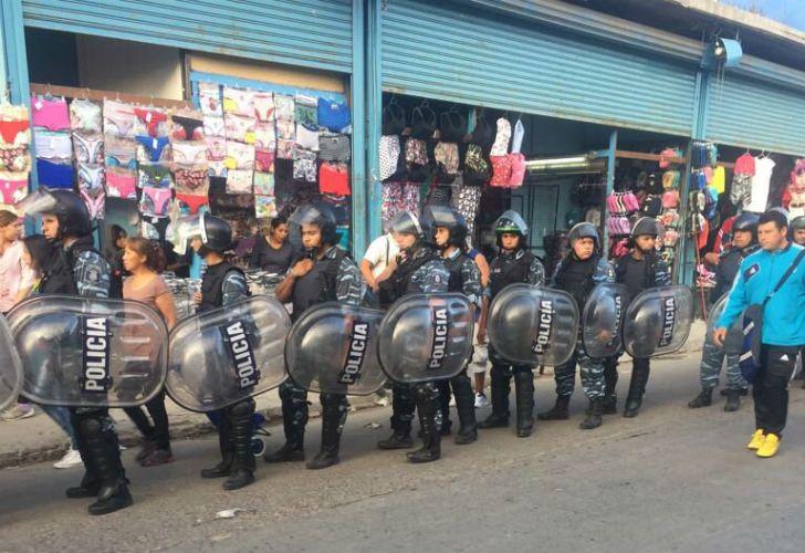 Del megaoperativo participaron 2 mil policías.
