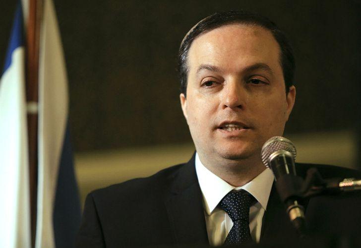 Ariel Cohen Sabban, presidente de la DAIA.