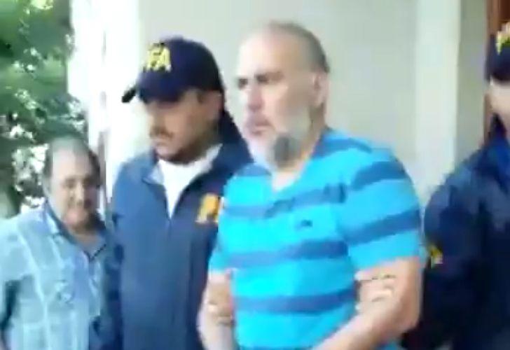 Khalil, detenido por el pacto con Irán.