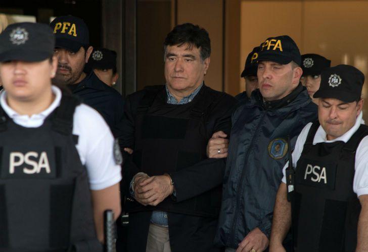 Carlos Zannini, ex secretario Legal y Técnico de Cristina Kirchner.