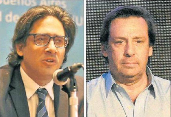 CRÍTICOS. Garavano y Torello, jefe de asesores del Presidente.
