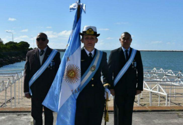Eliana Krawczyk, la única mujer a bordo del submarino ARA San Juan